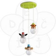 Philips luster Zoo pendant mixed