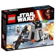 LEGO (LEGO) Star Wars Battle Pack Fast Order 75132