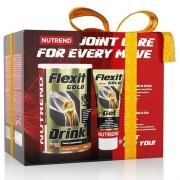 Nutrend Flexit Gold Drink 400 g + Flexit Gold Gel