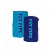 Fat Pipe Code Wristband Blue/Purple