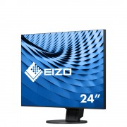 EIZO Monitor LCD 24,1' EV2456-BK, Wide (16:10), IPS, LED, FlexStand 4, black