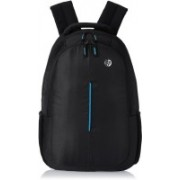 HP 15.6 inch Expandable 20 Laptop Backpack(Black)