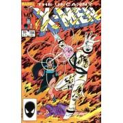 X-men comic books issue 184