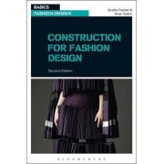Construction for Fashion Design, Paperback