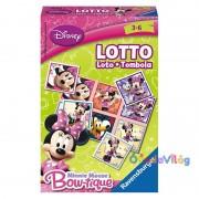 Minnie Mouse Lottó társasjáték Ravensburger