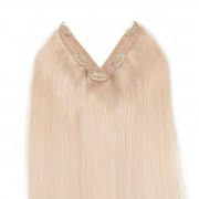Rapunzel® Extensions Naturali Easy Clip-in Original 10.8 Light Blonde 50 cm