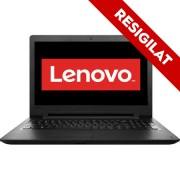 Resigilat - Laptop Lenovo IdeaPad 110-15IBR cu procesor Intel Pentium N3710 pana la 2.56 GHz, 15.6 , 4GB, 500GB, DVD-RW, Intel HD Graphics, Free DOS, Black
