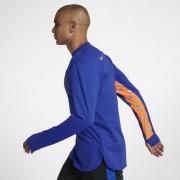 Nike Camisola de running de manga comprida Nike Dri-FIT para homem - Azul