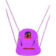 suraj baby purple color full size plastic swing(jhula) for your kids se-sj-10