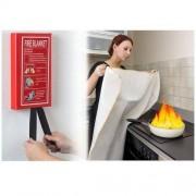 reer GmbH Koc gaśniczy przeciwpożarowy, włókno szklane, REER