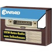 Kit asamblare radio retro pe unde ultrascurte (FM)