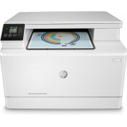 HP Color LaserJet Pro MFP M180n - Impressora multi-funções - a cores - laser - 215.9 x 297 mm (original) - A4/Legal (media) - a
