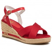 Еспадрили U.S. POLO ASSN. - Madelyn Rope AGATA4088S0/CY2 Red