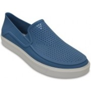 Crocs CitiLane Roka Slip On Sneakers For Men(Blue)