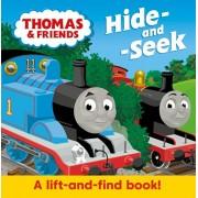 Thomas & Friends: Hide & Seek. Lift-the-flap book, Board book/Egmont Publishing UK