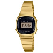 Casio Diamond Series La670Wgad-1Df Watch Gold