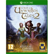 Nordic Games Book of Unwritten Tales 2