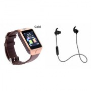 QWERTY DZ09 Smart Watch Reflect Headset for SAMSUNG GALAXY GRAND PRIME 4G