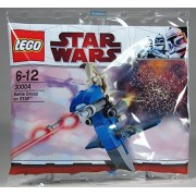 Lego (LEGO) Star Wars Battle Droid and STAP 30004