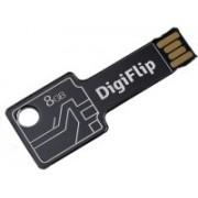 DigiFlip Data Key PD002 8 GB Pen Drive