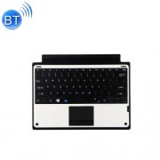 TH13 for Microsoft Surface Pro 3 & Pro 4 Bluetooth Wireless Keyboard with Touchpad(White)