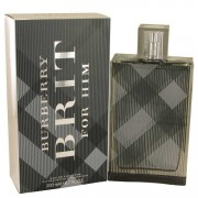 Burberry Brit Eau De Toilette Spray 6.7 oz / 198.14 mL Men's Fragrances 537786