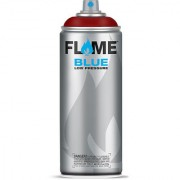 FLAME BLUE Ruby Red Spray Paint 400 ml