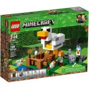 Lego Minecraft Hönshuset 21140