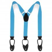 TND Basics Bretelles larges à boutons - couleur bleu ciel