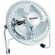 Ventilator de birou Trisa Cool&Work 9332.70, 2.5W (Alb)