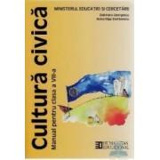 Manual cultura civica clasa 8 - Dakmara Georgescu Doina-Olga Stefanescu