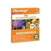 Décamp' Phéromones ver de la prune x2