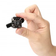 Ultra mikro FULL HD kamera s 8 IR LED
