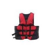 Colete Salva Vidas Coast 60kg 463250-vmpr Vermelho/preto - Nautika