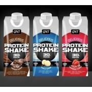 QNT Delicious Whey Protein Shake - Strawberry