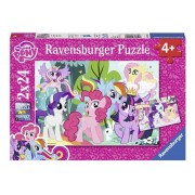 Ravensburger 2-in-1 puzzel My Little Pony