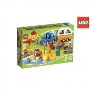 Lego duplo avventura in campeggio 10602