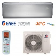 Gree GWH12UB-K3DNA4F U-Crown Inverteres Split klíma 3.5 kw