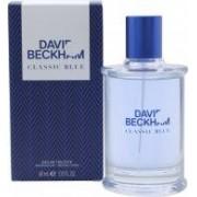 David & Victoria Beckham David Beckham Classic Blue Eau de Toilette 60ml Sprej