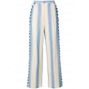 Dodo Bar Or tasselled striped trousers Dodo Bar Or