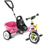 Puky ® triciclo CAT 1S - rosa/kiwi