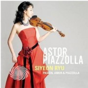 Video Delta Piazzolla,Astor - Pasion Amor & Piazzolla - CD