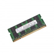 2Go RAM PC Portable SODIMM SAMSUNG M470T5663QZ3-CF7 DDR2 PC2-6400S 800MHz CL6