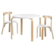 Big Fun Club Mehan Kids' Table & Chair Set