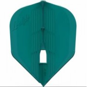 L-Style Champagne Pro - L3kPro Kami Shape Deep Green Flight with Champagne Ring hole