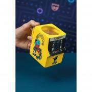 Taza de ceramica Pacman Arcade Mug con relieve y Original