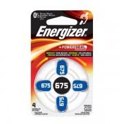 Pile acustiche Energizer E001082204 - 164221 1,4 V - E001082204 (conf.4)