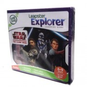 LeapFrog Leapster Explorer Learning Game: Star Wars The Clone Wa