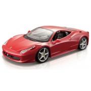Bburago 1:24 Ferrari 458 Italia Red