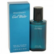 Cool Water For Men By Davidoff Eau De Toilette Spray 1.35 Oz